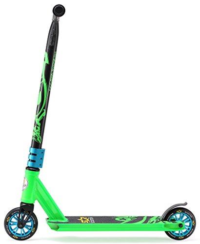Star-Scooter Patinete Patineta Scooter Freestyle Mini Stuntscooter para niños y niñas a Partir de 5 años | 110 mm Edición Mini