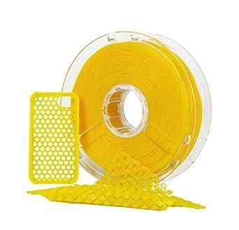 polymaker polyflex 1,75 mm Amarillo Flexible Premium filamento 750 ...