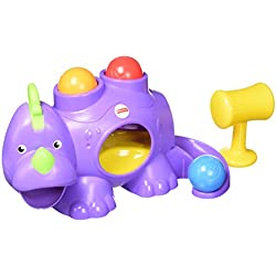 Fisher Price Baby Toy Whack-a-Saurus