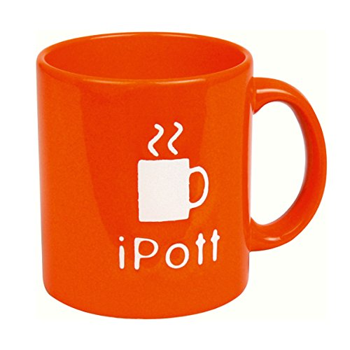 Waechtersbach Mug iPott - Pumpkin, used for sale  Delivered anywhere in USA