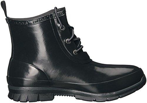 Bogs Black Chukka Amanda Women's Rain Boot n64P7aqnrx