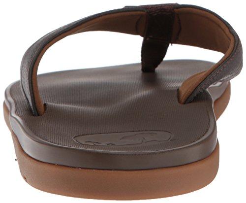 Scott Hawaii Menns Kahua Flip-flop Sjokolade