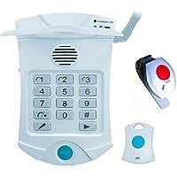 Dispositivo de teleasistencia médica para personas mayores