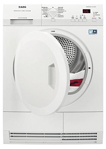 AEG T65770IH4 Wärmepumpentrockner / A++ / 7 kg / Startzeitvorwahl / weiß