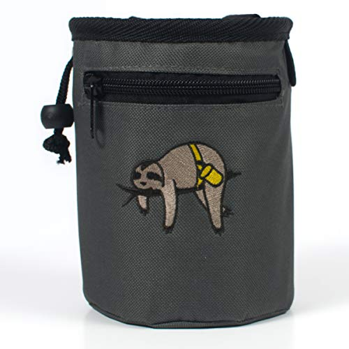 Craggy's Chalk Bag for Kids and Adults with Drawstring Closure