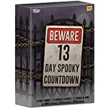 Funko Advent Calendar: 13 - Day Spooky Countdown, Multicolor