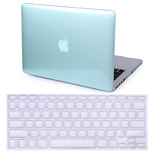 HDE MacBook Plastic Keyboard Seafoam