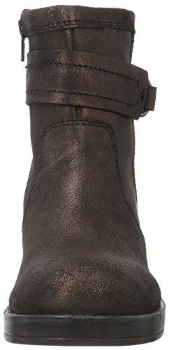 Wrangler Fire Booty Laminated, Zapatillas de Estar por Casa para Mujer Dorado - Gold (97 Bronze)