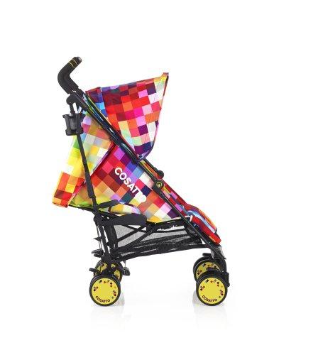 Cosatto Supa Stroller, Pixelate by Cosatto (Image #3)