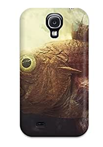 Crystle Marion's Shop Hot High Quality Desktop Artwork Tpu Case For Galaxy S4