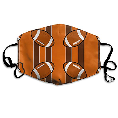 Ubnz50X Cleveland Browns Fabric (3886) Masks Washable Reusable Cotton Mouth Masks, Anti-dust Face Mask for Women and Men -