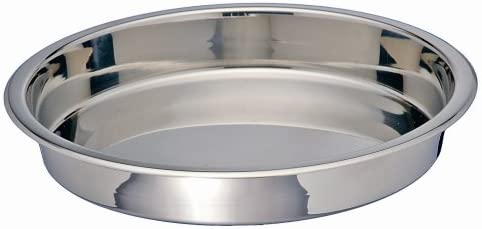 Kitchen Supply 3524 Stainless 9 Inches