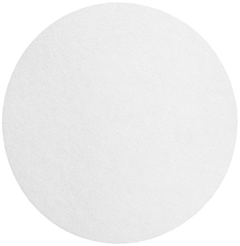 Whatman 1452-150 Hardened Low Ash Quantitative Filter Paper, 15.0cm Diameter, 7 Micron, Grade 52 (Pack of 100) by Whatman