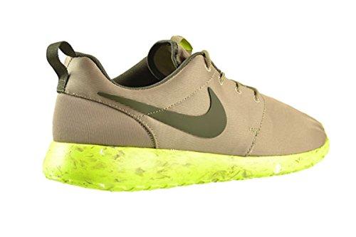 Nike Roshe Køre Qs Marmor Pack Herresko Bambus / Last Khaki-volt-sejl 633054-200 U9aG0pL0qh