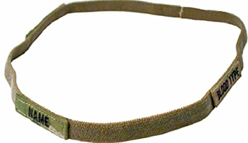 Customized OCP Kevlar Helmet Stretch Band