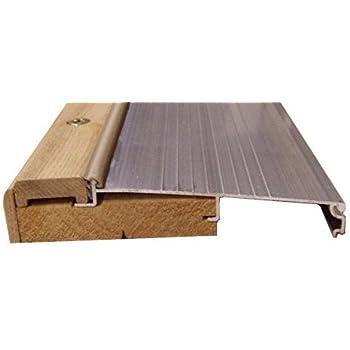 Exterior Inswing Threshold Hardwood Cap 5 5 8 Quot Wide X 36
