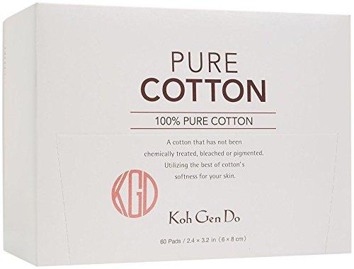 Koh Gen Do Pure Cotton-60 ct.