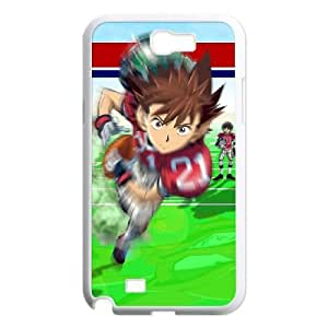 Samsung Galaxy Note 2 White phone case Eyeshield 21 gifts for boys and girls JPA8648555