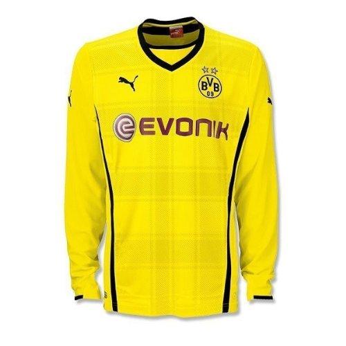Borussia Dortmund Home L S Trikot 2013 2014 + Reus 11-L