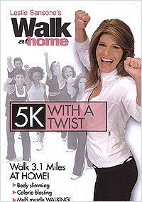 leslie sansone 5k walk with a twist
