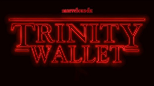 Trinity Wallet by Matthew Wright Trick by MTS (Image #1)