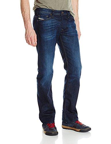 Diesel Men's Viker Regular Straight-Leg Jean - Denim 33x30