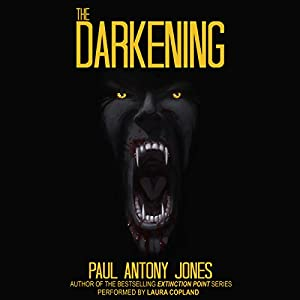 The Darkening Audiobook