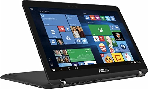 Asus Newest 2-in-1 Flagship Premium 15.6″ FHD Touchscreen Gaming Backlit Keyboard Laptop PC| Intel Core i7-7500U| NVIDIA GeForce 940MX graphics| 12GB RAM| 2TB HDD| Thunderbolt Port| Windows 10 (Black)