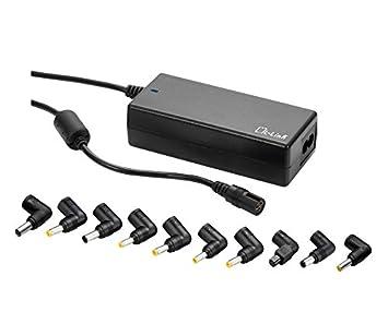 L-Link LL-AC-ADAPTER-100W - Cargador de Corriente Universal 100w automático, Color Negro: Amazon.es: Informática