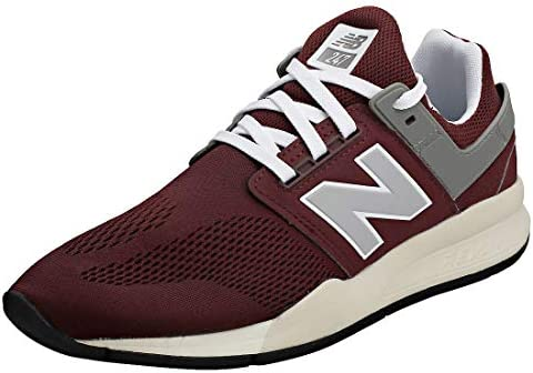 New Balance Men's 247v2 Trainers, Red