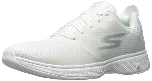 Skechers Performance Men's Go Walk 4 Elect Walking Shoe White nicekicks for sale clearance order clearance outlet store cheap enjoy cheap sale discounts Quj9Y