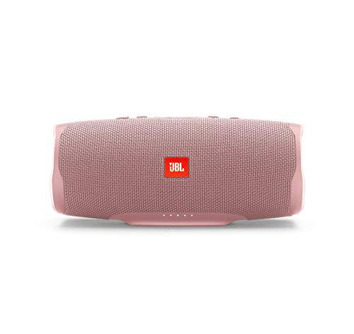 JBL Charge 4 Portable Waterproof Wireless Bluetooth Speaker – Pink
