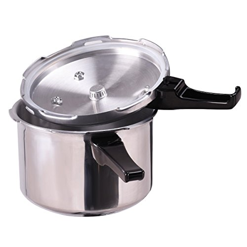 how to cook with pressure cooker lid open