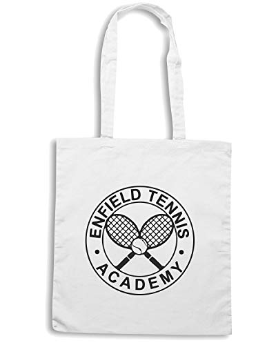 ENFIELD OLDENG00055 Bianca Shirt ACADEMY Speed TENNIS Shopper Borsa xO4CaqZX