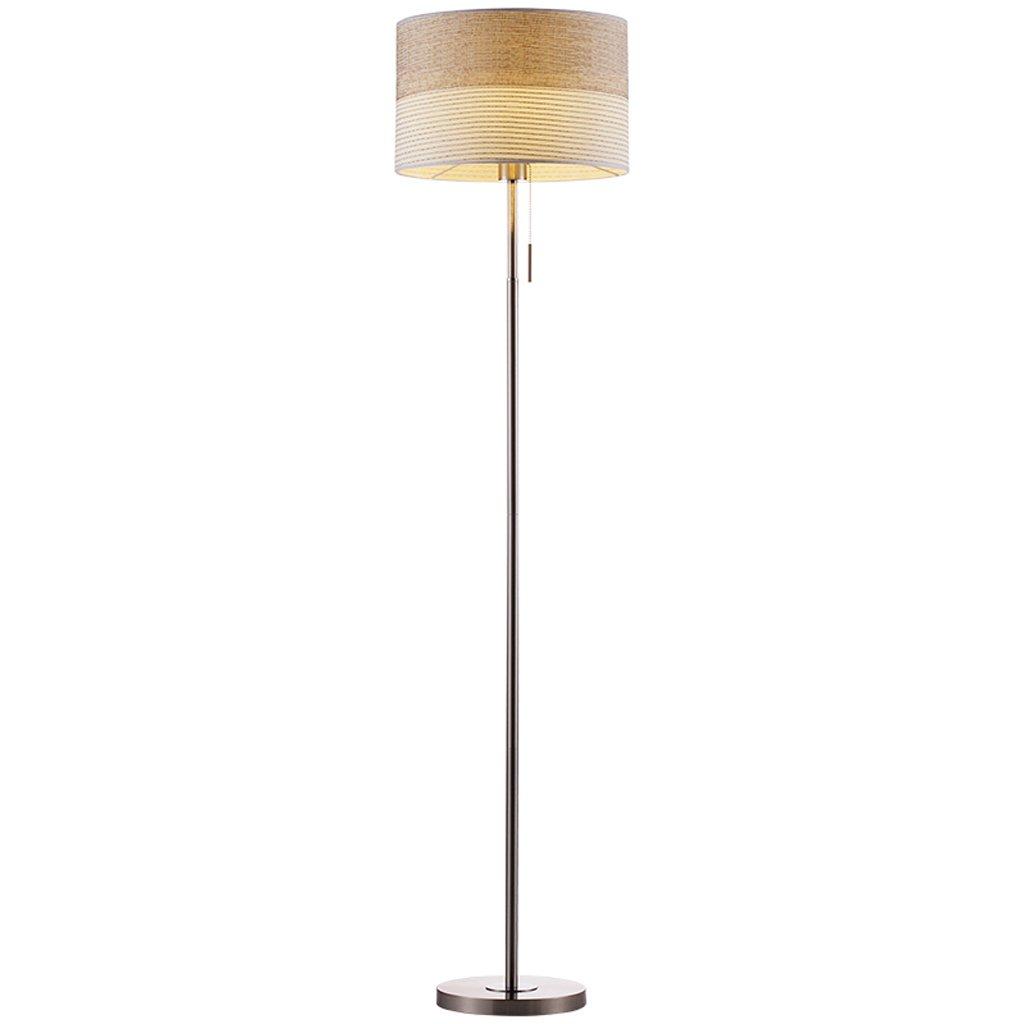 Innenbeleuchtung 1.5m moderne minimalistische Stehlampe für Schlafzimmer & Wohnzimmer (keine Glühbirne)