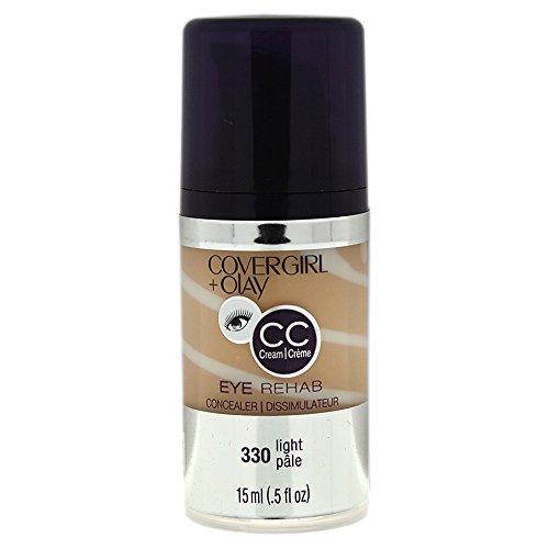 COVERGIRL + Olay Eye Rehab Concealer Light 330, .5 oz (packaging may vary)