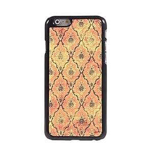 Mini - Elegant Pattern Aluminum Hard Case for iPhone 6 Plus