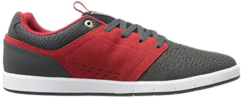 Skate olive 6 Black Grigio Signature Shoe Men's rosso M Cole Chris Dc Us f41q0