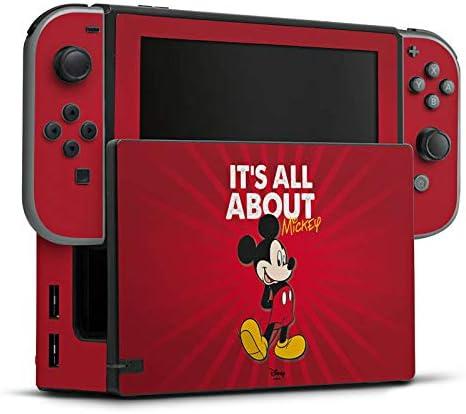 247Skins - Skin para Nintendo Switch Disney, diseño de Mickey Mouse: Amazon.es: Electrónica