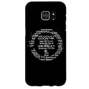 Well-selling Hybrid Tokio Hotel Phone Case Cover For Samsung Galaxy s7 Edge Tokio Hotel Design