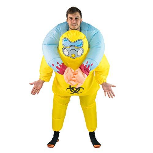 Bodysocks Inflatable Biohazard Costume -