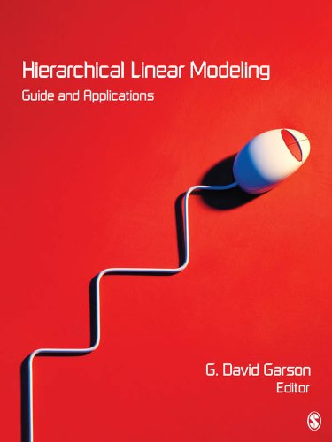 Download Hierarchical Linear Modeling: Guide and Applications Pdf