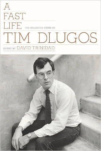 Tim Dlugos entre nous