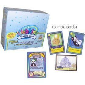 Webkinz Series 1 Trading Cards Box - 36 FEATURE CODE Cards for Online Pets!!