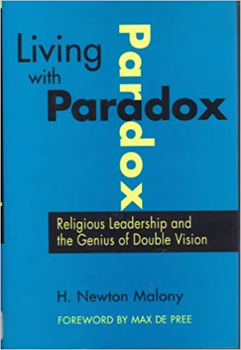 Book Living with Paradox by Malony, H. Newton