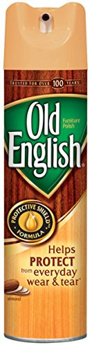 Old English Aerosol Furniture Polish - Almond - 12.5 oz - 2 pk (Old Wood Furniture)