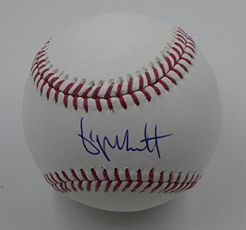 George Brett Autographed Baseball - Autographed (George Brett Autographed Baseball)