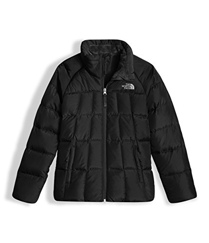 The North Face Girl's Aconcagua Down Jacket TNF Black Size X-Large by The North Face