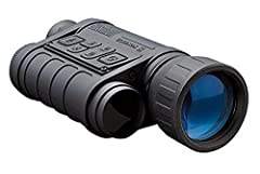 Want to see everything you've been missing at night? The 4.5x Equinox Z digital night vision monocular from Bushnell debuts with some of the best technology in its class. The 4.5x40 boasts a 4.5x magnification, 40mm multi coated glas...