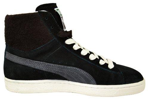 City Dark Suede 04 Shadow Mid Puma Black 355374 Black gEqCaRw